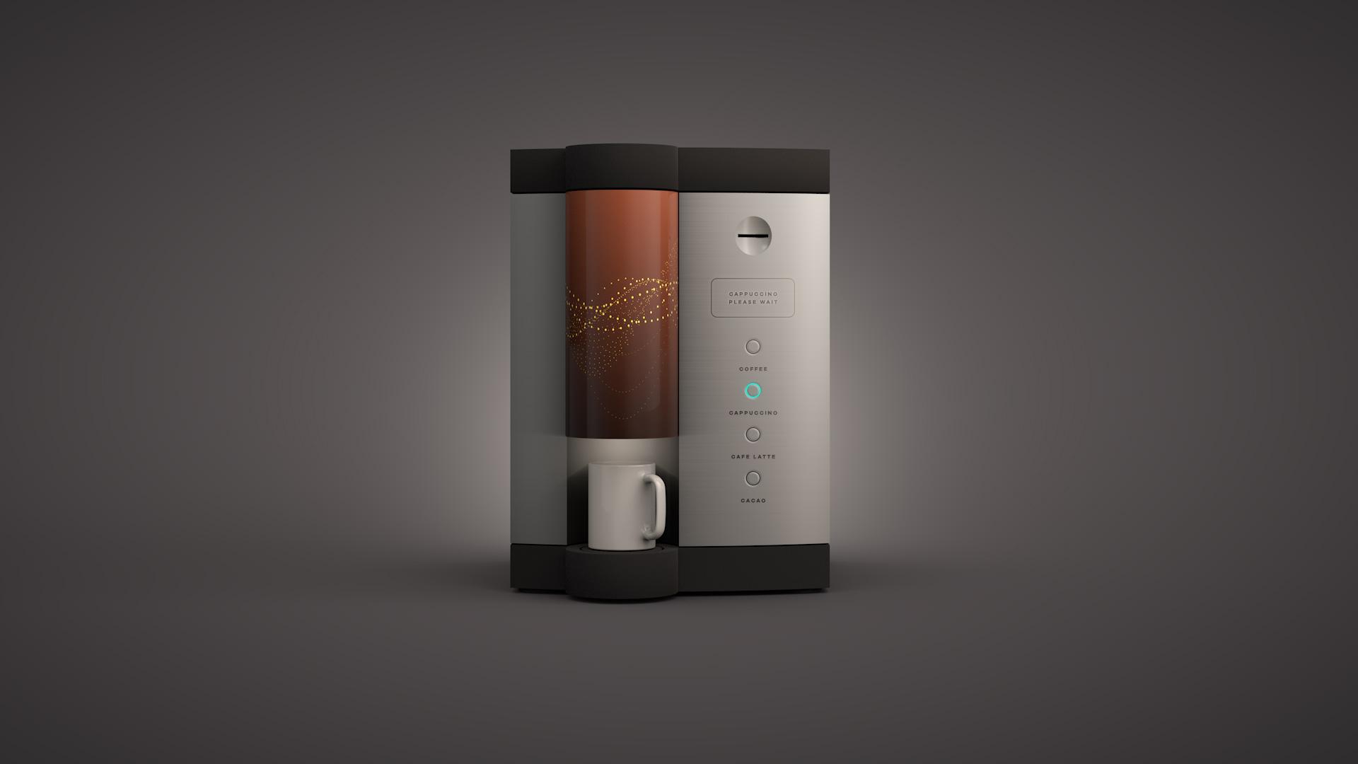 Binar I Motion Design I Schoppe Instant Beverages