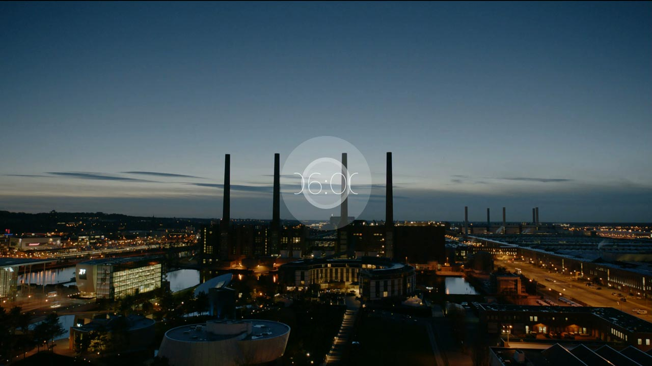 Binar I Motion Design I Autostadt - Volkswagen Around The World