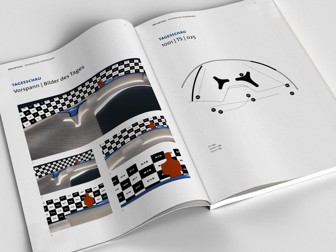 Binar I Motion Design I tagesschau